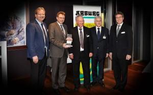 Arburg annonce ses chiffres pour 2012