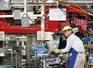 Résultat vu à la baisse: le Japon finit l'année 2013 moins positivement que prévu