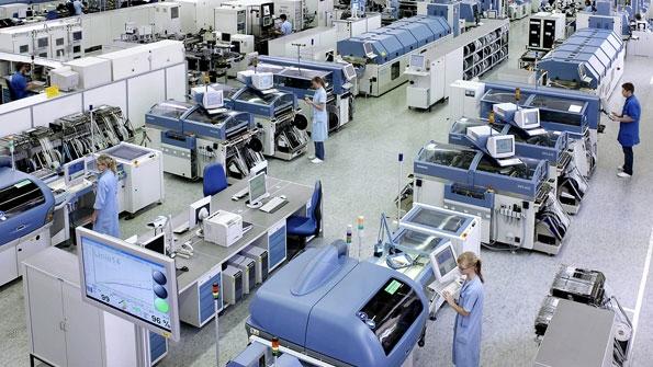 La prochaine révolution industrielle a un nom: l'industrie 4.0