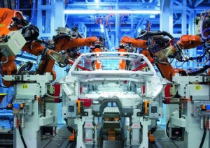 robots industriels Allemagne