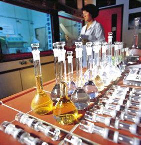chimie Autriche