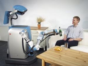 robotique Allemagne
