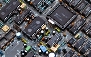 Evolution du marché des composants électroniques en Europe et dans le monde