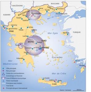 economie Grèce industrie agroalimentaire